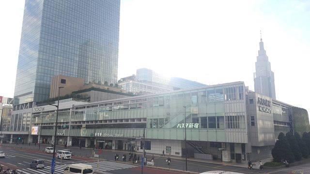 バスタ新宿外観