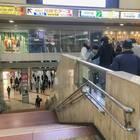 アトレのエスカレーター.jpg