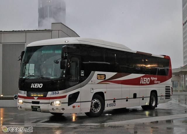京王バス東「プリンセスロード」