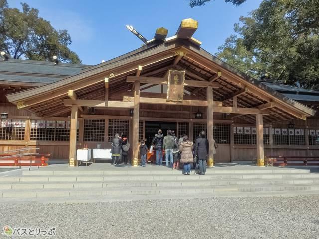 猿田彦神社(猿田彦神社、月読宮、二見浦)
