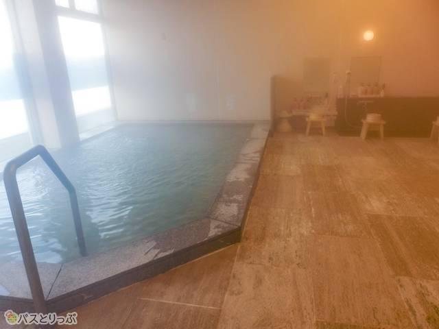ホテル晴海の良質療養泉「蘇民の湯」(猿田彦神社、月読宮、二見浦)