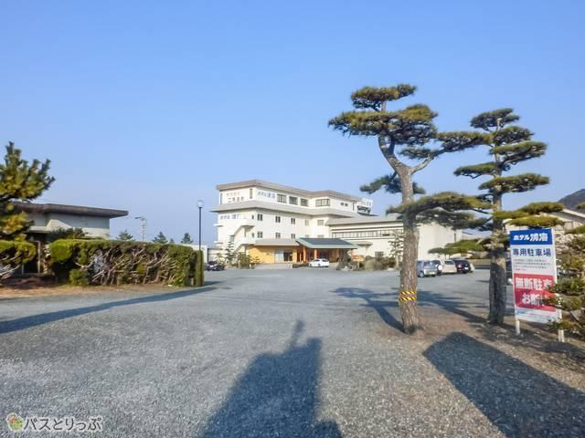 ホテル晴海(猿田彦神社、月読宮、二見浦)