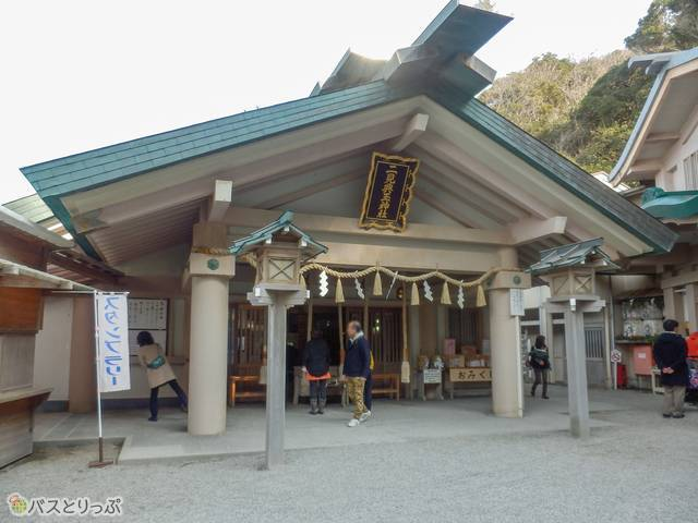 二見輿玉神社(猿田彦神社、月読宮、二見浦)