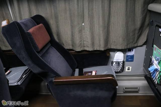 ワンランク上の上質な乗り心地「Sクラスシート」