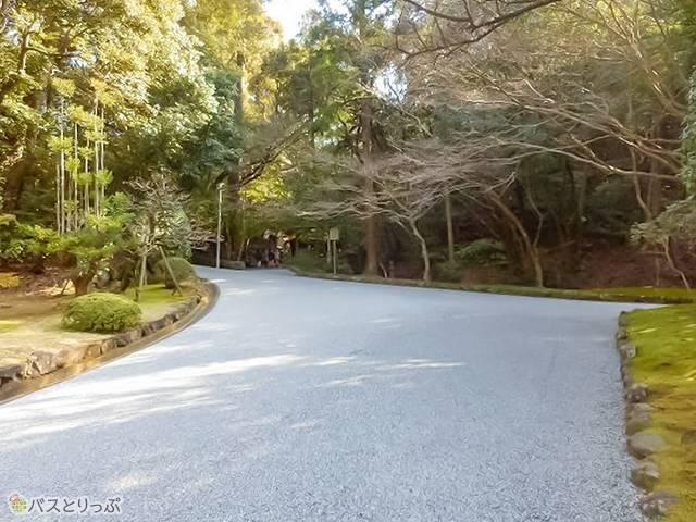 子安神社への道(伊勢神宮のおまいり内宮編)