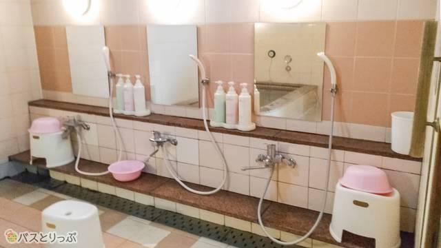 リゾートカプセル桜木町お風呂