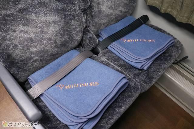 普通席の座席の様子