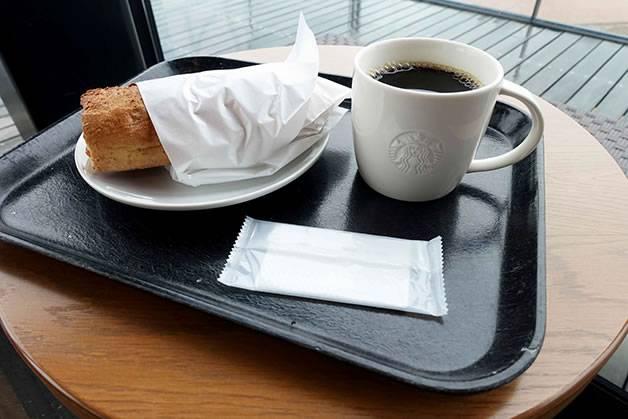 フィローネ・ハム&リポチーズ(富山のスタバが世界でもっとも美しい理由)