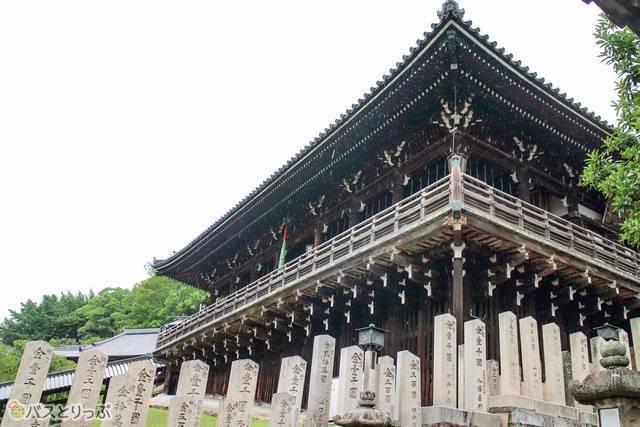 二月堂(東大寺&興福寺)