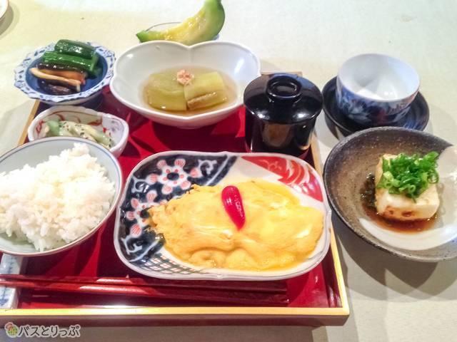 選べる朝食 和食ver(京終ゲストハウス)
