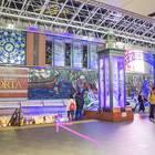 横浜駅東口地下街「ポルタ」方面へ