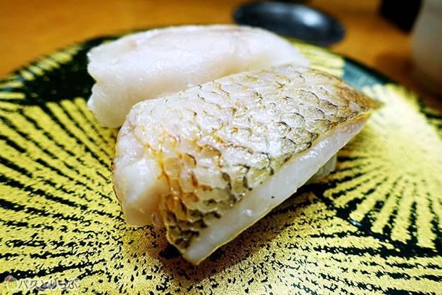 都市部ではなかなかお目にかかれない高級魚「のどぐろ」(金沢グルメを堪能 行列の「メロンパンアイス」と近江町市場の美味しい「回転寿司」)