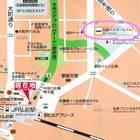 弘前バスターミナル 地図