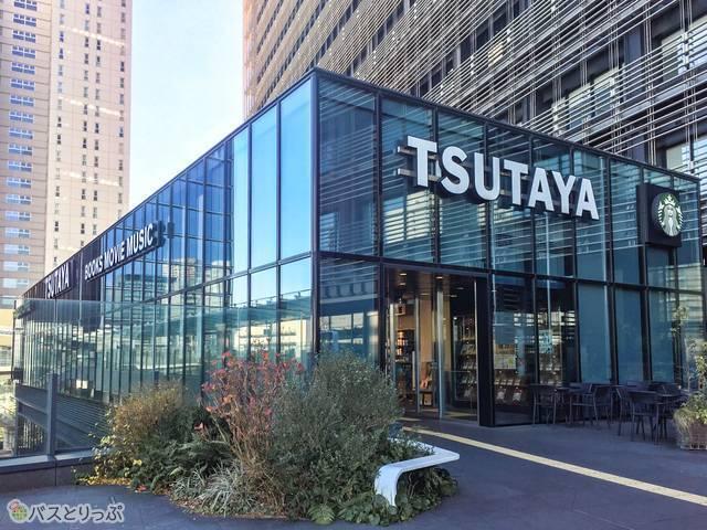 スターバックスTSUTAYA 大崎駅前店