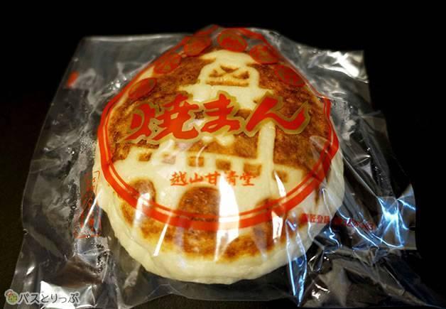 表面の焼き柄は8種類、どれも金沢にゆかりのあるシンボルをデザインしたもの(金沢グルメを堪能 行列の「メロンパンアイス」と近江町市場の美味しい「回転寿司」)