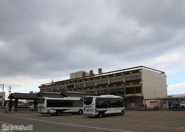 松阪駅バスのりば