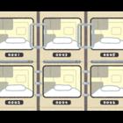 カプセルホテルのイメージ.png