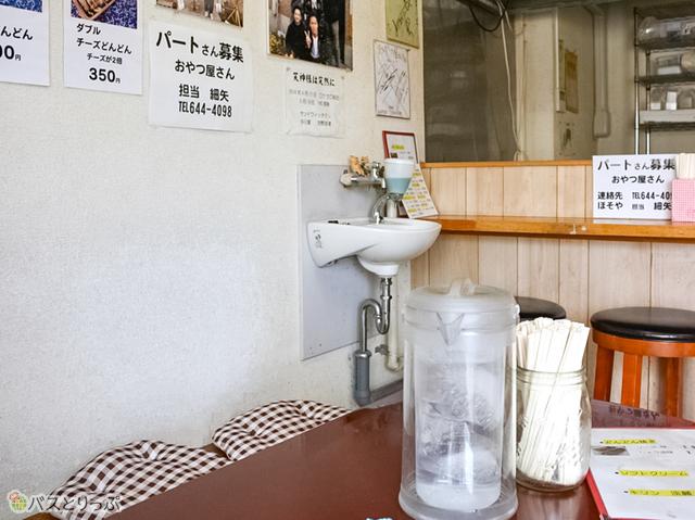 店内でも食べられます(山形駅から徒歩圏内で山形グルメを食べ尽くす!)