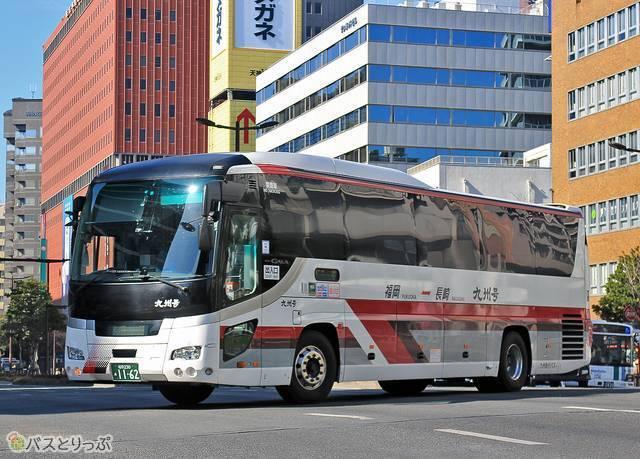 九州急行バス「九州号」