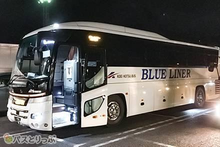 4列シートなのに満足できるとは! 東京~大阪「ブルーライナー」乗車記