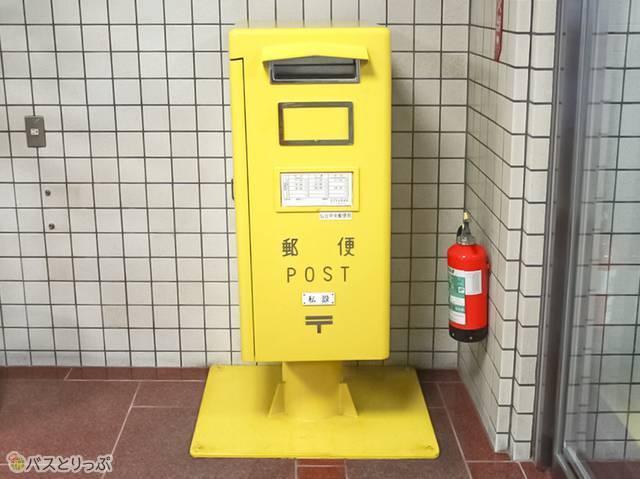 仙台には黄色いポストがあります(仙台駅周辺ツウなスポット4つ)