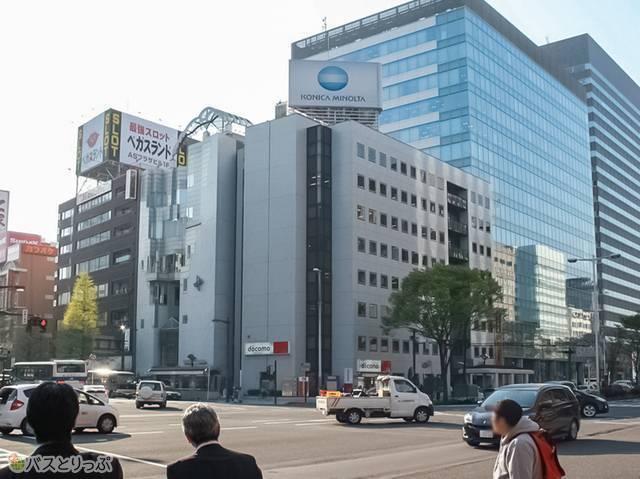 仙台セントラルビル(仙台駅周辺ツウなスポット4つ)