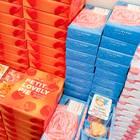 かわいいパッケージのお菓子