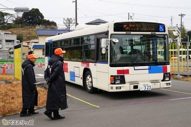 S字走行2