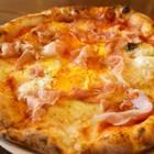 ビスマルクのピザランチをセレクト。お腹いっぱいになり夕飯要りませんでした