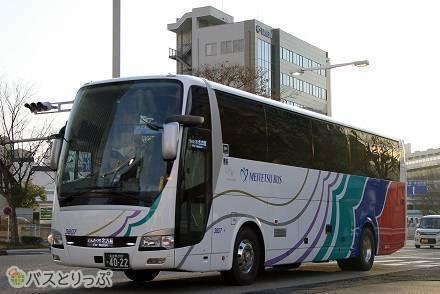 1位は『名鉄バス「どんたく号」(名古屋~福岡線)の旅』バスとりっぷ週間記事ランキング 2/7~2/13