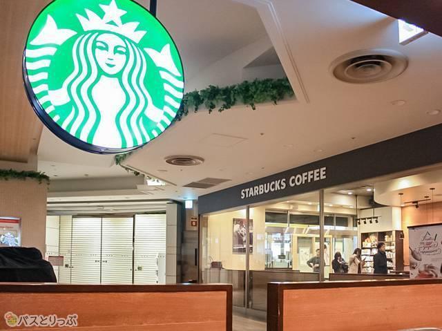 スターバックスコーヒー仙台エスパル店(朝から牛タン)