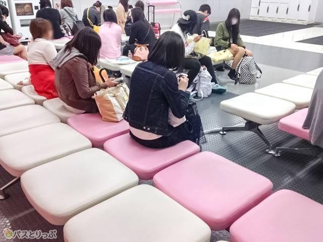 WILLER TRAVEL新宿ターミナル(朝から牛タン)