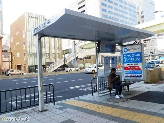 阪神三宮東口高速バス乗り場