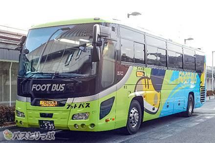 大阪・神戸~高松を走る高速バス「フットバス」のシートを徹底比較! ハイグレード・ゆったり(のびのび)・通常、その違いは?