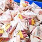 山盛りの「いちご梅」。つかみ取り平均は7つくらいとのこと