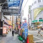 生田新道沿い、東急ハンズの目の前です