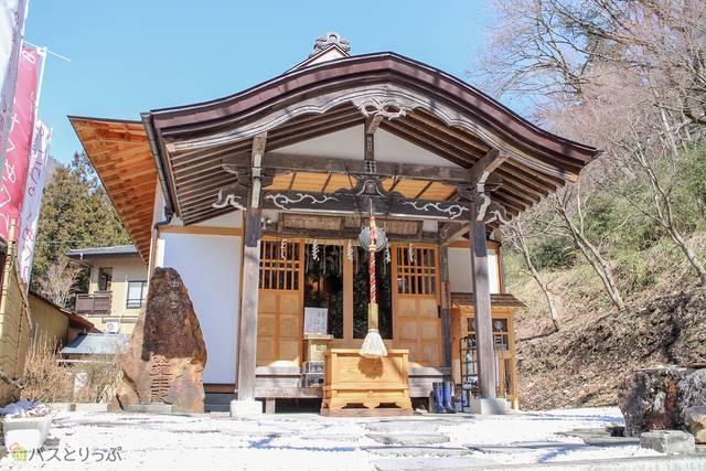 F: Yakuoji Temple(薬王寺)(sightseeing of Shima)