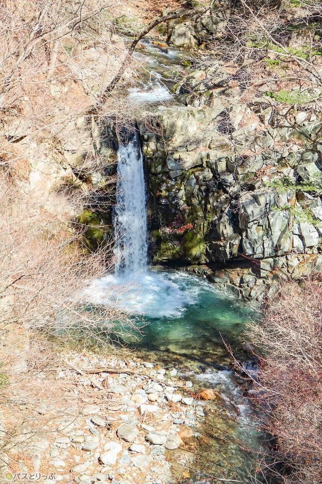 We can see G :Koizumi's falls.(sightseeing of Shima)