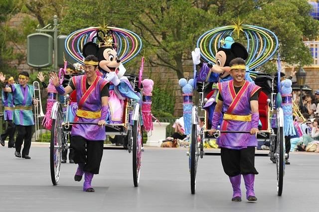 東京ディズニーランド「七夕グリーティング」(c)Disney