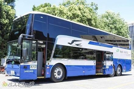 JRバス 2階建てバス「アストロメガ」の路線拡大! 東京・新宿~京阪神線で5/17から運行開始