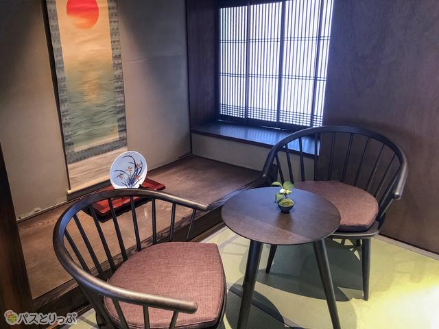 ミニテーブル&椅子