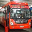 フーンチャンバスの2段式寝台バス