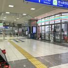 駅ナカのセブンイレブン