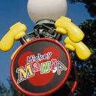 (c)Disney 「ミッキー・マニア」のデコレーション
