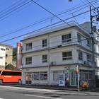 「オレンジライナーえひめ」始発の伊予鉄南予バス本社営業所