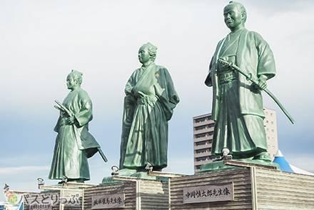 トイレ・Wi-Fi・3列独立シートで文句なし! とさでん交通の高速バス「よさこい号」で大阪から高知へ