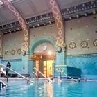温水プールのような温泉