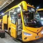 チェコの国際夜行バス「Regio Jet」