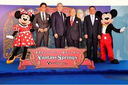 東京ディズニーシーの新テーマポート名称が決定! テーマは「魔法の泉が導くディズニーファンタジーの世界」 イメージ動画あり