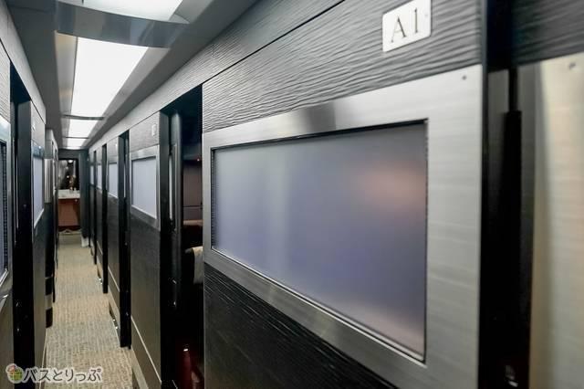 完全個室のため、プライベート空間を手に入れることが可能
